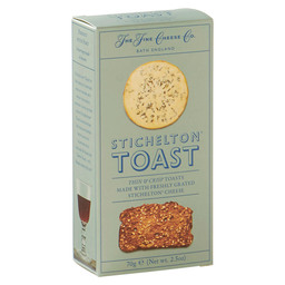 STICHELTON TOAST FOR CHEESE