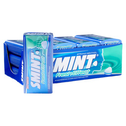 SMINT STRONG MENTHOL FRESH EFFECT 35GR