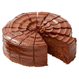 CHOCOLATE FUDGE CAKE 16P
