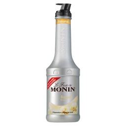 MONIN PUREE BANANE