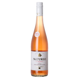 TORRES NATUREO ROSE  ALCOHOLVRIJ