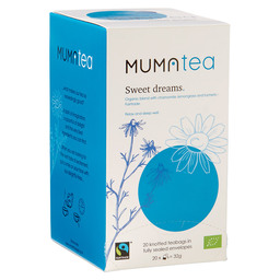 SWEET DREAMS: ORGANIC BLEND WITH CHAMOMI