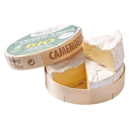 CAMEMBERT ORGANIC ISIGNY ST.MERE