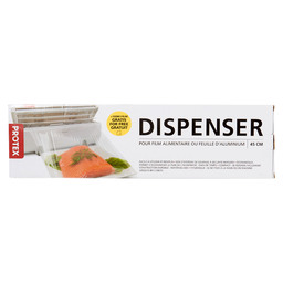 DISPENSER 45CM PROTEX + 100M FOIL ROLL