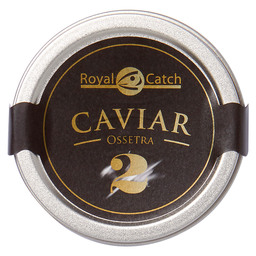 CAVIAR ROYAL CATCH NO2 OSSETRA