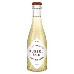 RUSSELL&CO OLD FASHIONED GINGERBEER 20CL