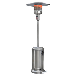 TERRACE HEATER GAS PORTABLE RVS