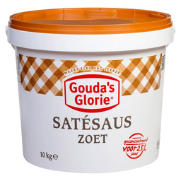 SATESAUCE SUESS GOUDA'S GLORIE