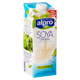 ALPRO NATURAL SOY DRINK