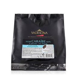 FEVES CARAIBE VALRHONA