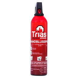 TRIAS FIRE EXTINGUISHER 750CC