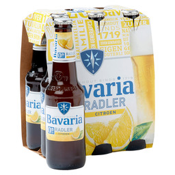 BAVARIA RADLER LEMON 0.0% 30CL