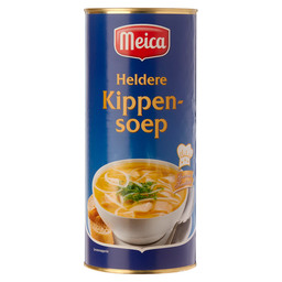 CHICKEN SOUP CLEAR