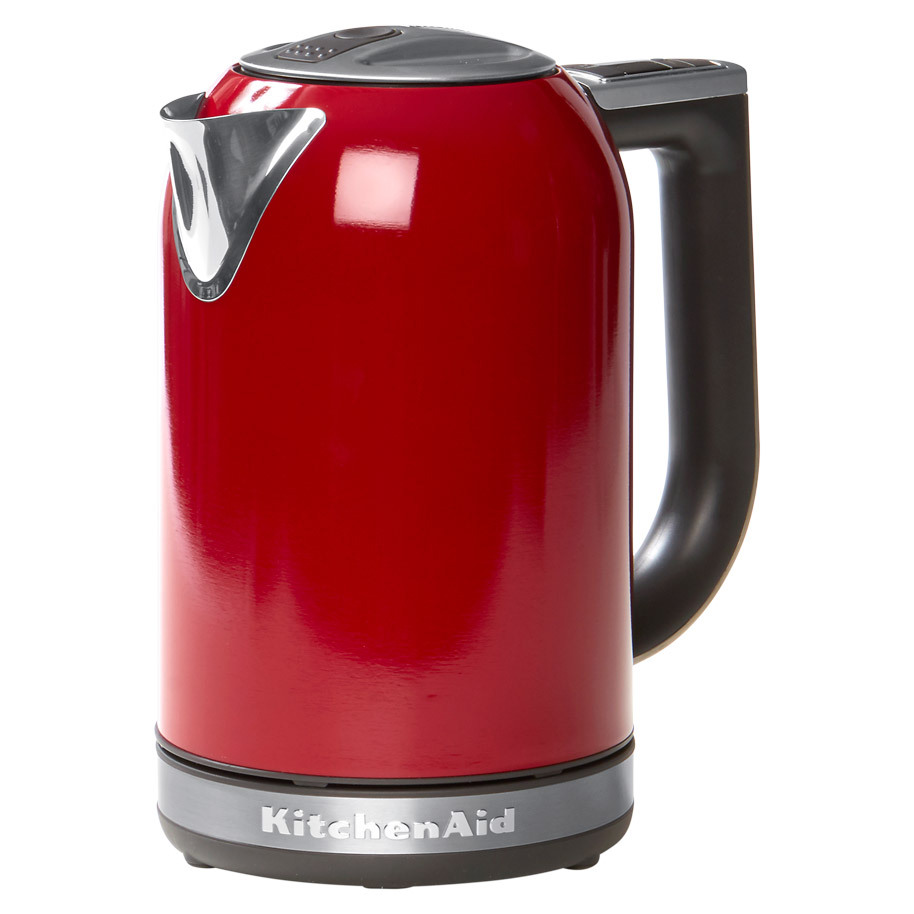 KETTLE RED 1,7 L