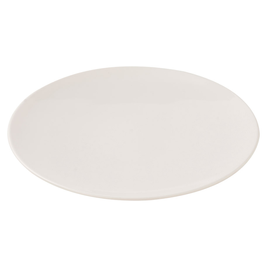 COUPE DELIGHT BORD  WIT ROND 21CM