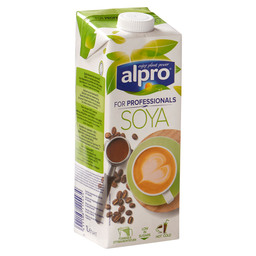 ALPRO SOY DRINK 4 PROFESSIONALS