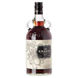 THE KRAKEN BLACK  SPICED RUM TRINIDAD