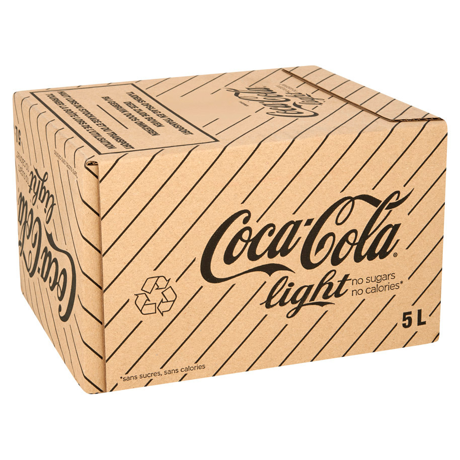 COCA COLA LIGHT TASTE POSTMIX