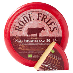 FROMAGE RODE FRIES 50+ BIO
