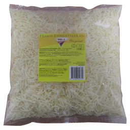 EMMENTAL GRATED 3MM FRENCH