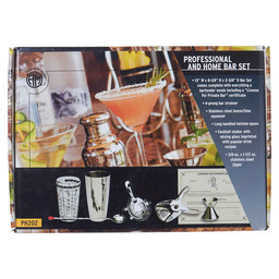 BAR TENDER SET