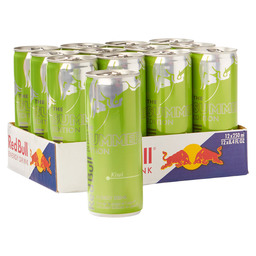 RED BULL GREEN EDITION 25CL