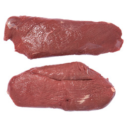 DEER STEAK CLEAN TRIMMED
