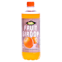 FRUIT OASE SINAASAPPEL FRUIT SIROOP PET