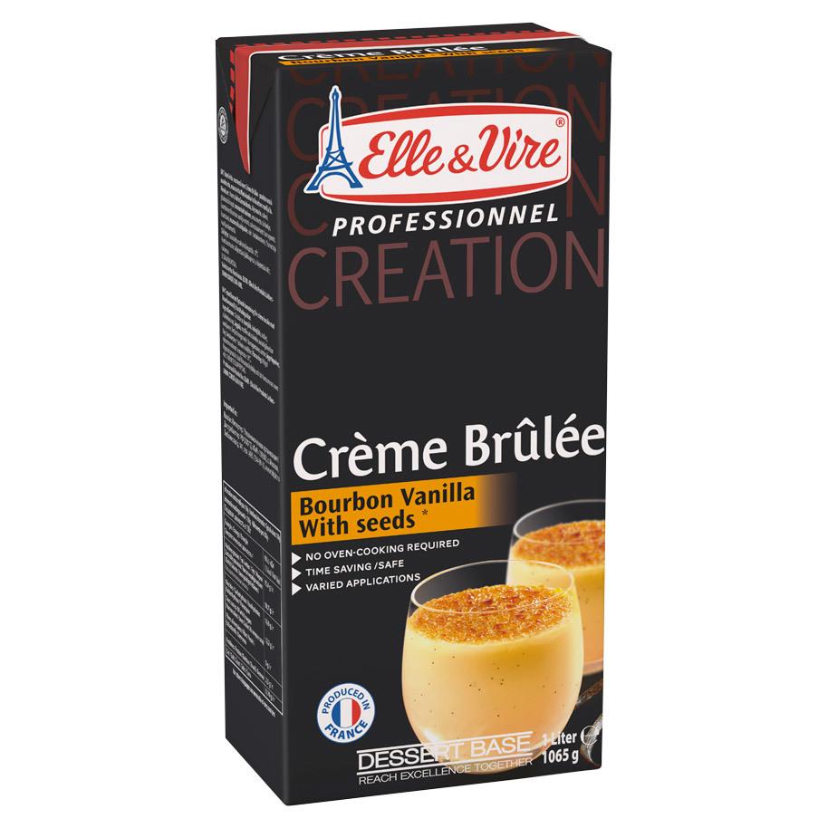 CREME BRULEE UHT ELLE-ET-VIRE