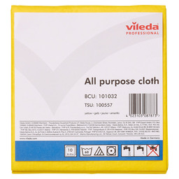 CLEANING CLOTH YELLOW