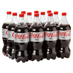 COCA COLA LIGHT 1.25L