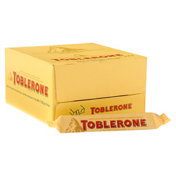 TOBLERONE COUNTER BOX 35GR
