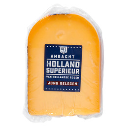 CHEESE SEMI-CURED 650G HOLLAND SUPERIEUR