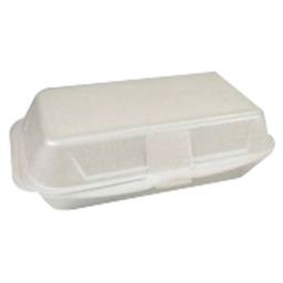 LUNCHBOX IP-10 WIT 240X133X75MM