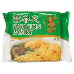 WONTON PASTRY HAPPY BOY