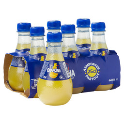 ORANGINA REGULAR PET 250ML