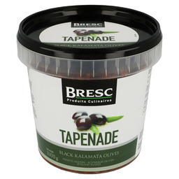 BLACK KALAMATA OLIVES TAPENADE 1000G