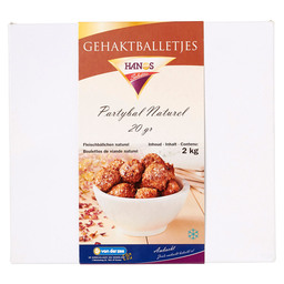 PARTYBAL NATUREL 20GR