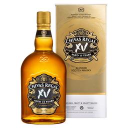 CHIVAS REGAL XV GOLD EDITION