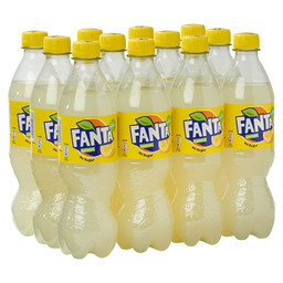FANTA ZERO LEMON 50CL PET