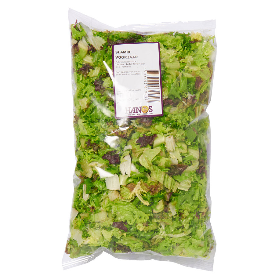 SALATMIX FRUEHLING FF FRISEE,LOLLO ROSSO