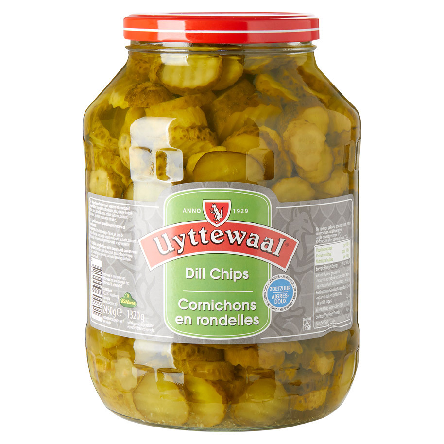 DILL CHIPS UYTTEWAAL