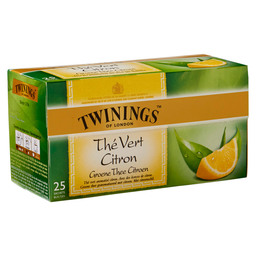 THEE GREEN LEMON  TWININGS