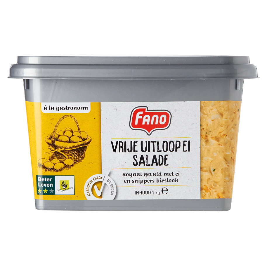 EGG MAYONNAISE WITH CHIVE VERV. 40003310