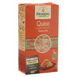 QUINOA/LENTILS/CARROT QUICO MIX BIO
