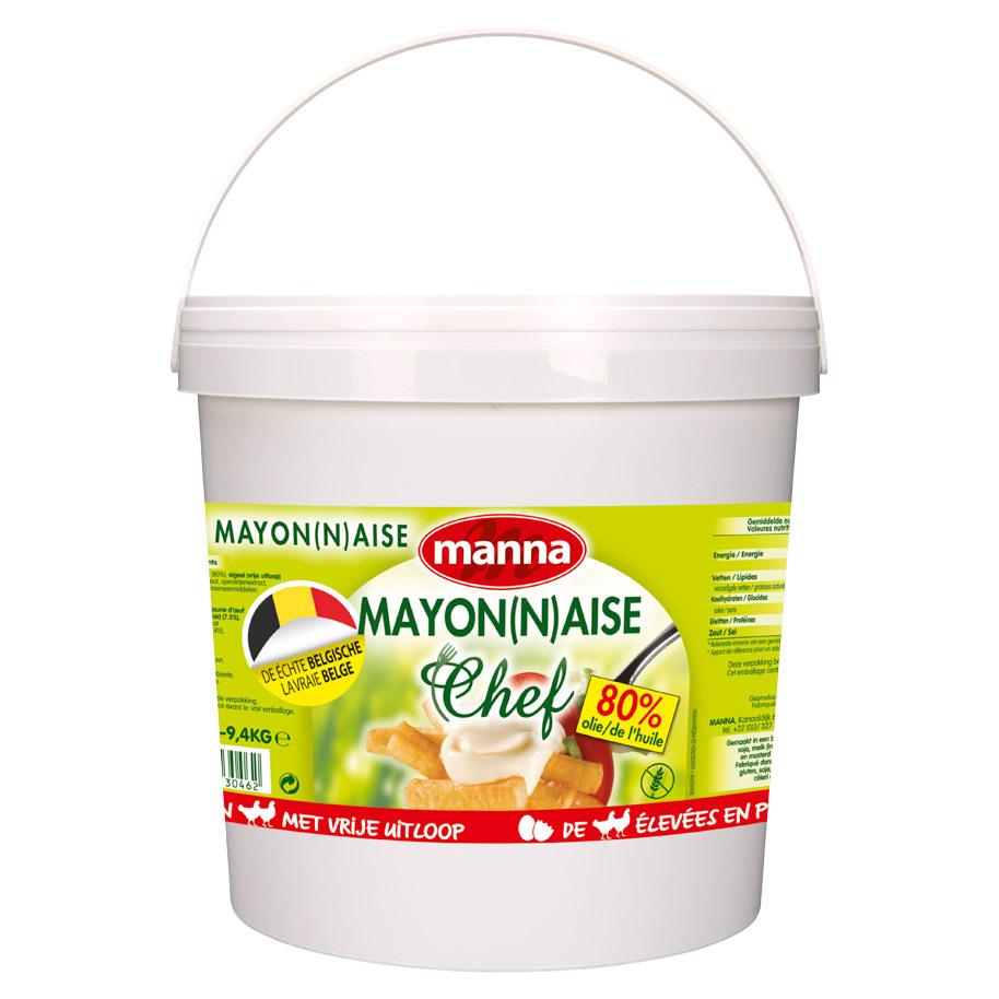 MANNA MAYONAISE CHEF
