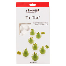TRUFFLES 5 - SILICONE MOULD Ø22 H 19 MM