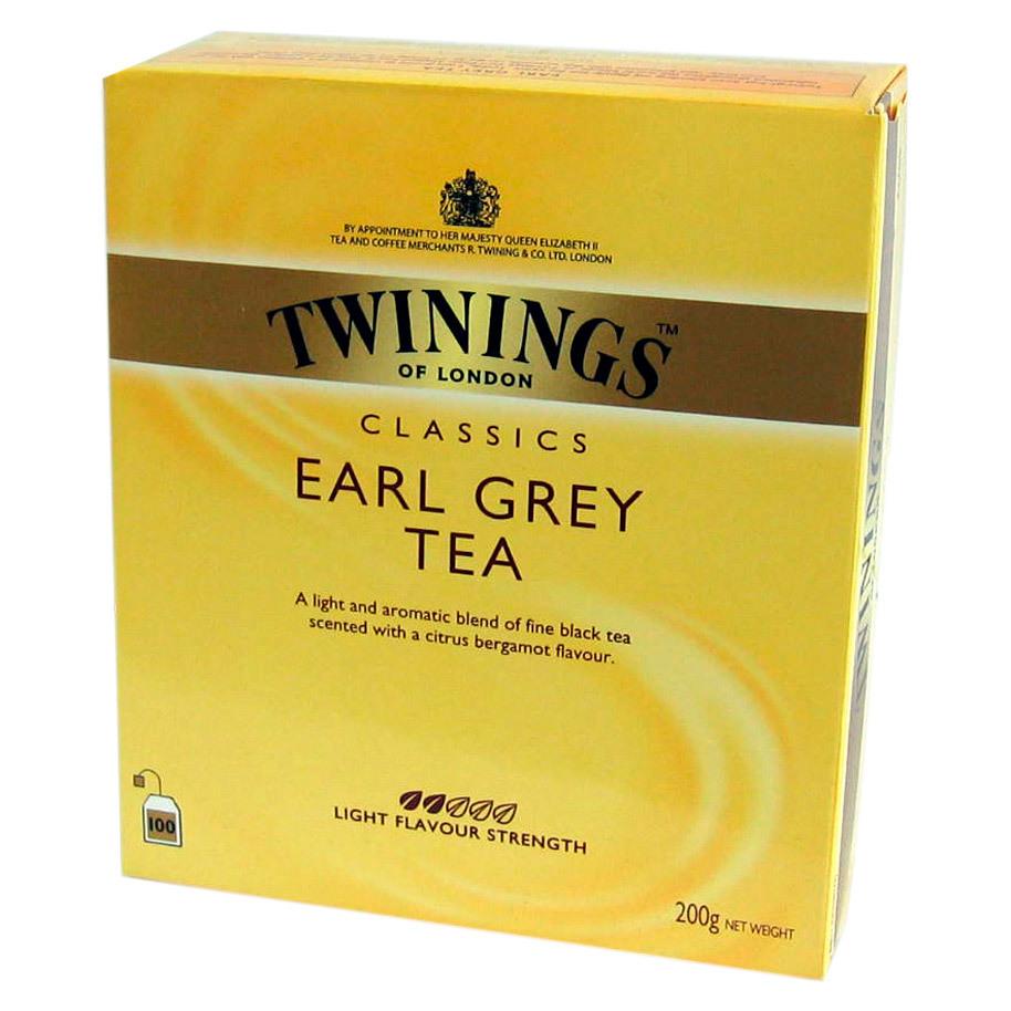 THEE EARL GREY 2GR  TWININGS