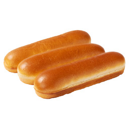BRIOCHE HOT DOG BUN