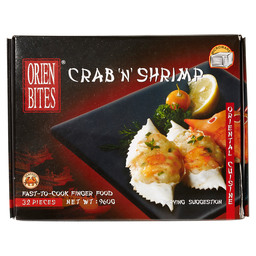 CRAB'N SHRIMPS